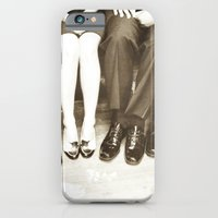 iPhone & iPod Case featuring The Groomswoman by Olivia Joy StClaire