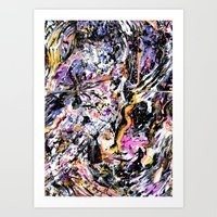 Your Rocky Spine // Grea… Art Print