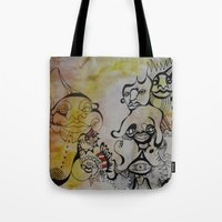 School Reunion Tote Bag