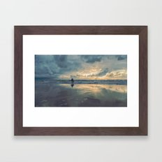 The Cape Of Storms Framed Art Print