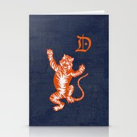 An Original Detroit Tige… Stationery Cards