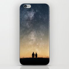 Star Date iPhone & iPod Skin