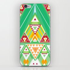 Triangle Indigenous Pattern iPhone & iPod Skin