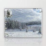 Scenery Forest Winter Wo… Laptop & iPad Skin