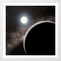 Kepler Art Print
