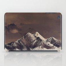 Rustic Mountain iPad Case