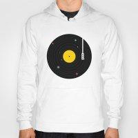 Music, Everywhere Hoody
