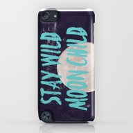 Stay Wild Moon Child iPod touch Slim Case