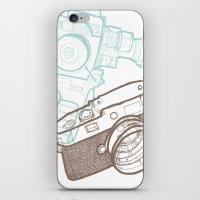 Shoot! iPhone & iPod Skin