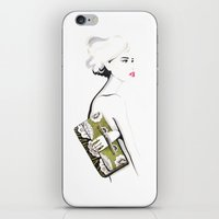 Valentino Clutch iPhone & iPod Skin