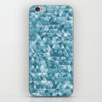 Chilled Ice iPhone & iPod Skin