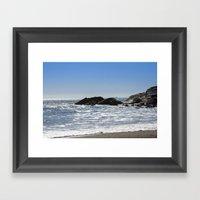 Cornishseascapes Gunwalloe 01 Framed Art Print