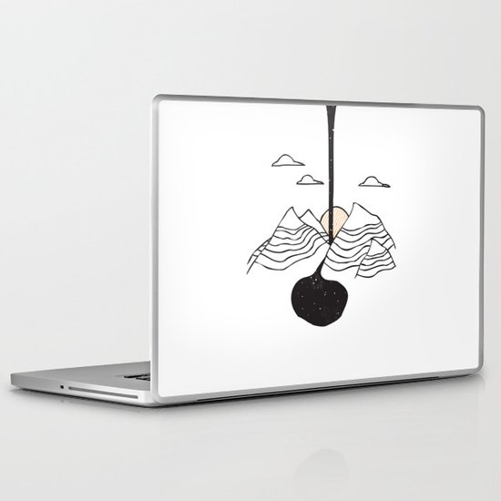 Nightfall Laptop & iPad Skin