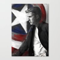 S. Rogers Canvas Print