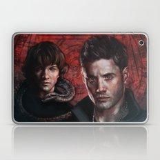 Supernatural Sam, Dean and Castiel Laptop & iPad Skin