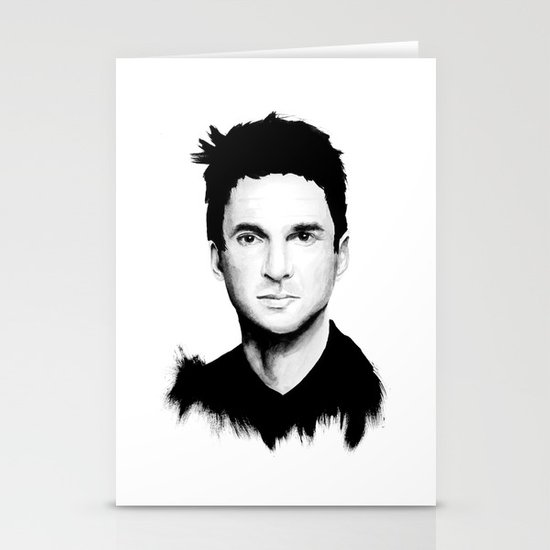 DAVE Stationery Card