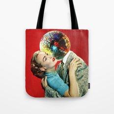 Discothèque Tote Bag