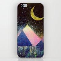 Satellite Bloom iPhone & iPod Skin