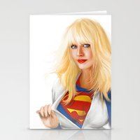 MOST ELIGIBLE KRYPTON Stationery Cards