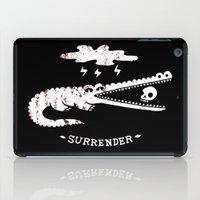 SURRENDER iPad Case