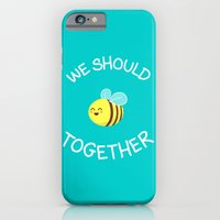 A bug's love life iPhone 6 Slim Case