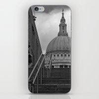 stairway to heaven?.. iPhone & iPod Skin