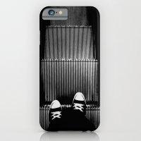 Up The Down Escalator iPhone 6 Slim Case