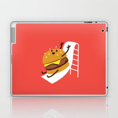 Slider Burger Laptop & iPad Skin