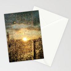 Sunset Dews Stationery Cards