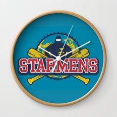 Starmens Wall Clock
