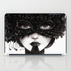 La veuve affamee iPad Case