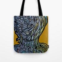 Windower Mustard Tote Bag