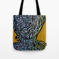 Windower Mustard Tote Bag