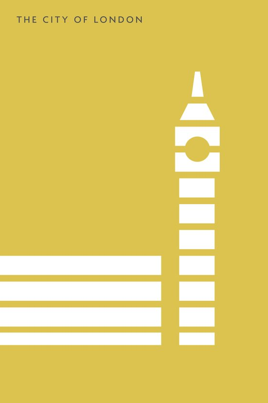 Iconic London: Palace of Westminster Art Print