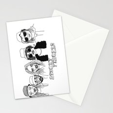 Sticky Fingers  Stationery Cards