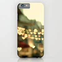 Looking for Love - Paris Hearts iPhone 6 Slim Case