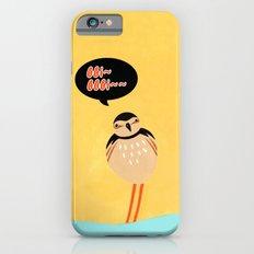 SCOLOPACIDAE BIRD iPhone 6s Slim Case