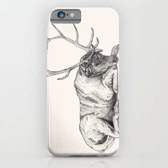 Stag // Graphite iPhone & iPod Case