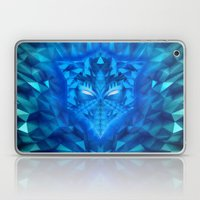 Deep Ice Blue - Sub Zero… Laptop & iPad Skin