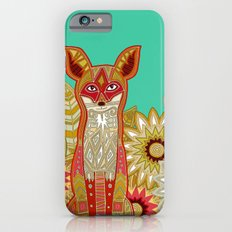 garden fox iPhone 6s Slim Case