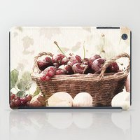 Played With Fruits iPad Case