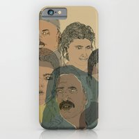 iPhone & iPod Case featuring Arabian Nights Portraits by Shane Noonan