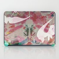 Dirty Paws iPad Case