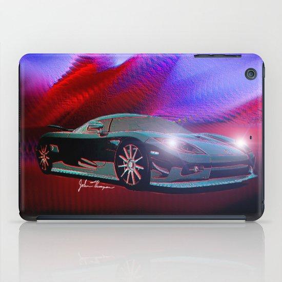 Koenigsegg iPad Case