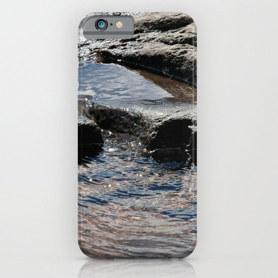 Trickle on Down iPhone & iPod Case