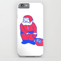 iPhone & iPod Case featuring Present from santa by Cupi W