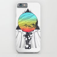 iPhone Cases featuring Filtering Reality by Jorge Lopez