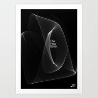 The Flow Series #01 Art Print