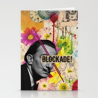 Public  Figures Collection -- Dali Stationery Cards
