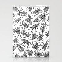 Bugs Bugs Bugs Stationery Cards
